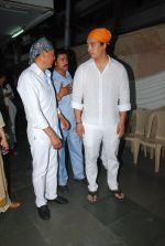 Danny Denzongpa at Madan Mohan_s prayer meet in Andheri, Mumbai on 13th Feb 2015 (99)_54e0000560d78.JPG