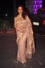 Juhi Chawla at Smita Thackeray_s son wedding reception in Sahara Star, Mumbai on 13th Feb 2015 (164)_54e000e88ec17.JPG