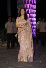 Juhi Chawla at Smita Thackeray_s son wedding reception in Sahara Star, Mumbai on 13th Feb 2015 (82)_54e000e073277.JPG