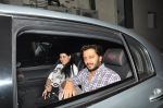 Riteish Deshmukh and Genelia Deshmukh snapped in Lightbox on 14th Feb 2015 (5)_54e07e39f2038.JPG