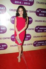 Shweta Khanduri at the 34th Annual Day Celebration and Prize Distribution Ceremony of Children_s Welfare Centre High School on 14th Feb 2015,1  (13)_54e086c23a5c3.JPG