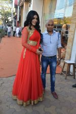 Koena Mitra at designer Gagan Kumar_s store launch in Santacruz, Mumbai on 17th Feb 2015 (2)_54e44e3ab0d8b.JPG
