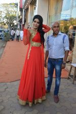 Koena Mitra at designer Gagan Kumar_s store launch in Santacruz, Mumbai on 17th Feb 2015 (4)_54e44e4f587d1.JPG