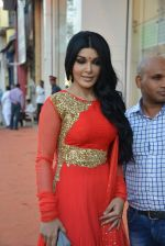 Koena Mitra at designer Gagan Kumar_s store launch in Santacruz, Mumbai on 17th Feb 2015 (9)_54e44e61b317f.JPG