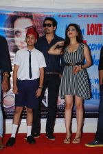 Sudhanshu Aggarwal, Shawar Ali, Shrishti Sharma at Controversial film Monsoon film press meet in Andheri, Mumbai on 18th feb 2015 (22)_54e5a1b00aa94.JPG
