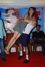 Sudhanshu Aggarwal, Shrishti Sharma at Controversial film Monsoon film press meet in Andheri, Mumbai on 18th feb 2015 (8)_54e5a1c29a35c.JPG