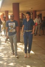 Anushka Sharma, Neil Bhoopalam at Red FM in Mumbai on 19th Feb 2015 (20)_54e6eecac4d4f.JPG