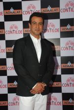 Ronit Roy at Sony TV serial Adaalat_s 400 episodes celebration in Malad, Mumbai on 20th Feb 2015 (150)_54e892beef930.jpg