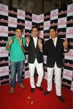 Ronit Roy, Anand Goradia  at Sony TV serial Adaalat_s 400 episodes celebration in Malad, Mumbai on 20th Feb 2015 (141)_54e893144e606.jpg