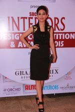Amrita Rao at Socirty Interior Awards in Mumbai on 21st Feb 2015 (63)_54e9e07115082.jpg