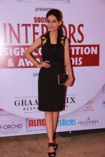 Amrita Rao at Socirty Interior Awards in Mumbai on 21st Feb 2015 (65)_54e9e0b720574.jpg