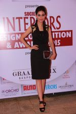 Amrita Rao at Socirty Interior Awards in Mumbai on 21st Feb 2015 (66)_54e9e0dc7696c.jpg