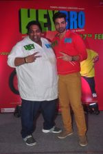 Maninder Singh, Ganesh Acharya at Hey Bro promotional event in Malad, Mumbai on 21st Feb 2015 (12)_54e9dd6b0f30c.JPG