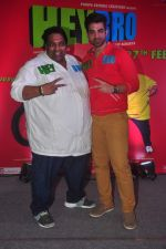 Maninder Singh, Ganesh Acharya at Hey Bro promotional event in Malad, Mumbai on 21st Feb 2015 (13)_54e9dd6dc29b2.JPG