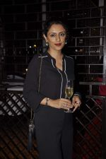 Parveen Dusanj at Masala Library launch in BKC, Mumbai on 21st Feb 2015 (170)_54e9df6b41926.JPG