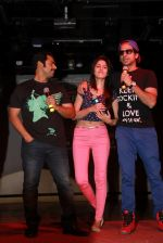 Suzanna Mukherje, Karan Mehra, Sharib Hashmi promote Badmashiyan at National college in Mumbai on 21st Feb 2015 (60)_54e9eafeb29d1.jpg