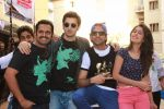 Suzanna Mukherje, Sidhant Gupta, Karan Mehra, Sharib Hashmi promote Badmashiyan at National college in Mumbai on 21st Feb 2015 (4)_54e9e7bf29345.jpg