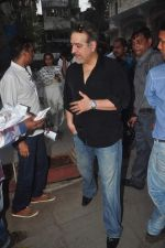 Ravi Behl  snapped at Madhur_s mom prayer meet in Santacruz, Mumbai on 23rd Feb 2015 (3)_54ec2c3385eaa.JPG
