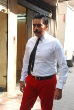 Ashutosh Rana on location of Ismail Darbar_s directorial debut in Filmalaya on 24th Feb 2015 (16)_54ed780c761b4.JPG