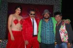 Ashutosh Rana, Sakshi, Ismail Darbar, Vijay Ishwarlal Pawar on location of Ismail Darbar_s directorial debut in Filmalaya on 24th Feb 2015 (25)_54ed785f4e887.JPG