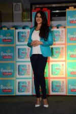 Genelia D_souza at Pampers Press meet in Palladium on 24th Feb 2015 (10)_54ed8e8792bcd.JPG
