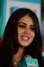Genelia D_souza at Pampers Press meet in Palladium on 24th Feb 2015 (23)_54ed8e99a91b9.JPG