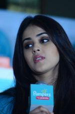 Genelia D_souza at Pampers Press meet in Palladium on 24th Feb 2015 (24)_54ed8e9aac4a8.JPG