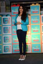Genelia D_souza at Pampers Press meet in Palladium on 24th Feb 2015 (8)_54ed8e83f1df8.JPG