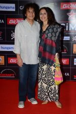 Zakir Hussain at GIMA Awards 2015 in Filmcity on 24th Feb 2015 (425)_54ed889adb2c5.JPG