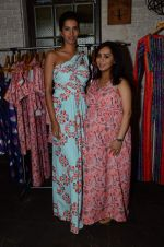Manasvi Mamgai at Nisha Sainani_s SS15 and Mrinalini Chandra for Mineralini collection Launch on Mumbai on 25th Feb 2015 (65)_54eec81e295da.JPG