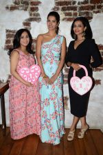 Manasvi Mamgai at Nisha Sainani_s SS15 and Mrinalini Chandra for Mineralini collection Launch on Mumbai on 25th Feb 2015 (75)_54eec83b97924.JPG