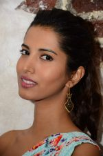 Manasvi Mamgai at Nisha Sainani_s SS15 and Mrinalini Chandra for Mineralini collection Launch on Mumbai on 25th Feb 2015 (76)_54eec83e062ad.JPG
