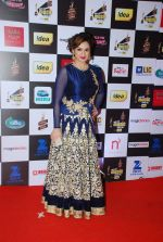 Akriti Kakkar at 7th Mirchi Music Awards in Mumbai on 26th Feb 2015 (269)_54f06ef0e1a81.JPG