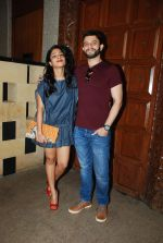 Arjun Mathur, Sugandha Garg at Coffee Bloom film preview in Mumbai on 26th Feb 2015 (18)_54f06dc076d17.JPG