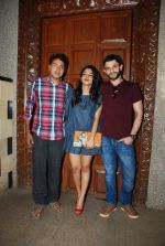 Arjun Mathur, Sugandha Garg, Manu Warrier at Coffee Bloom film preview in Mumbai on 26th Feb 2015 (18)_54f06dc2a509d.JPG