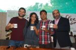 Arjun Mathur, Sugandha Garg, Manu Warrier, Mohan Kapoor at Coffee Bloom film preview in Mumbai on 26th Feb 2015 (40)_54f06dc713fd1.JPG