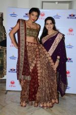 Diandra Soares at Shaina NC preview for Pidilite show in Mumbai on 26th Feb 2015 (38)_54f06a711bd53.JPG