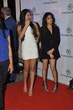 Khushi Kapoor, Jhanvi Kapoor at Stefano Ricci Launch in India in Mumbai on 26th Feb 2015 (90)_54f0314d97831.JPG