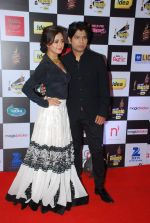 Rashmi Desai, Ankit Tiwari at 7th Mirchi Music Awards in Mumbai on 26th Feb 2015 (148)_54f06f4c6c6cf.JPG