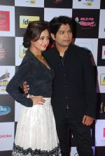 Rashmi Desai, Ankit Tiwari at 7th Mirchi Music Awards in Mumbai on 26th Feb 2015 (150)_54f06f4da37f2.JPG