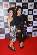 Sonu Kakkar, Neha Kakkar at 7th Mirchi Music Awards in Mumbai on 26th Feb 2015 (136)_54f073b790e21.JPG