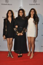 Sridevi, Khushi Kapoor, Jhanvi Kapoor at Stefano Ricci Launch in India in Mumbai on 26th Feb 2015 (109)_54f0311de7007.JPG