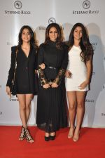 Sridevi, Khushi Kapoor, Jhanvi Kapoor at Stefano Ricci Launch in India in Mumbai on 26th Feb 2015 (113)_54f0311f398ab.JPG