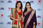 Varsha Usgaonkar at Shaina NC preview for Pidilite show in Mumbai on 26th Feb 2015 (1)_54f06d491e93c.JPG