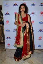 Varsha Usgaonkar at Shaina NC preview for Pidilite show in Mumbai on 26th Feb 2015 (13)_54f06d5a77e42.JPG