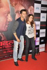 Preity Zinta, Varun Dhawan at _Badlapur success bash in Mumbai on 27th Feb 2015 (98)_54f1bcc3901ca.JPG