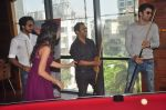 Suzanna Mukherje, Sidhant Gupta, Karan Mehra, Sharib Hashmi at Badmashiyan promotional event in Mumbai on 27th Feb 2015 (8)_54f1b556c4002.JPG