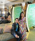 Veena Malik celebrated her birthday in Dubai on 28th Feb 2015 (21)_54f2fa6601056.jpg