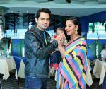 Veena Malik celebrated her birthday in Dubai on 28th Feb 2015 (26)_54f2fa774dec2.jpg