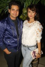 Karan Mehra and Nish Rawal at the launch of Tere Shehar Mai in Mumbai on 2nd March 2015_54f579b92b324.jpg